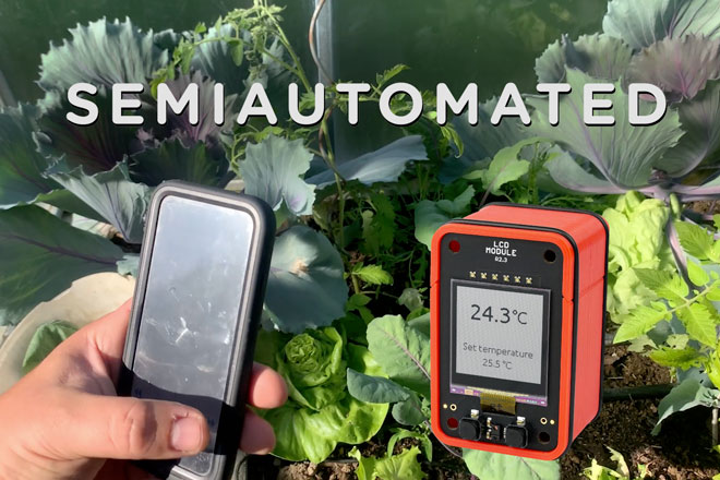 Automated Greenhouse Climate Control - Preview Image