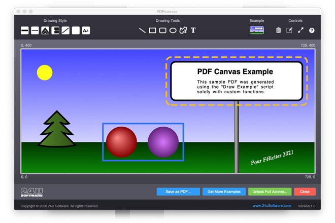 Visualize Data with PDF Vector Graphics - Preview Image