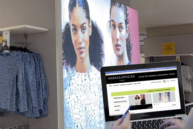 JennPro making Marks and Spencer more efficient through technology - Preview Image