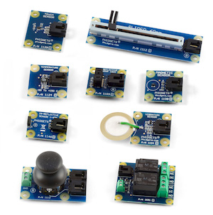 Capture data from sensors