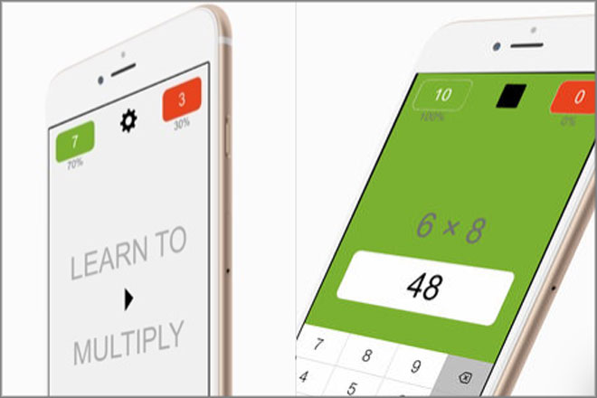 Our learning app Multiply is now available as a free app on the App Store! - Preview Image