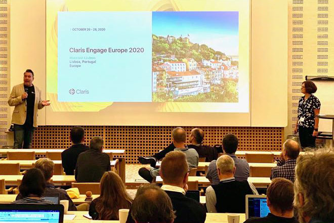 Claris Engage Europe 2020 - Preview Image