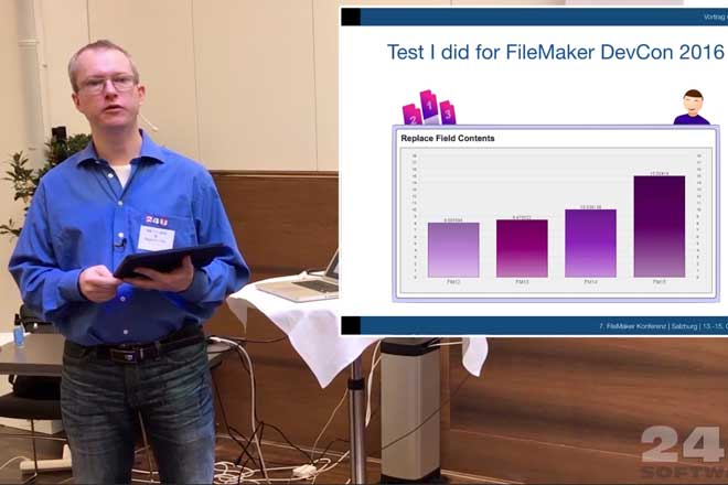 Time Warp to FileMaker Konferenz 2016 - Preview Image