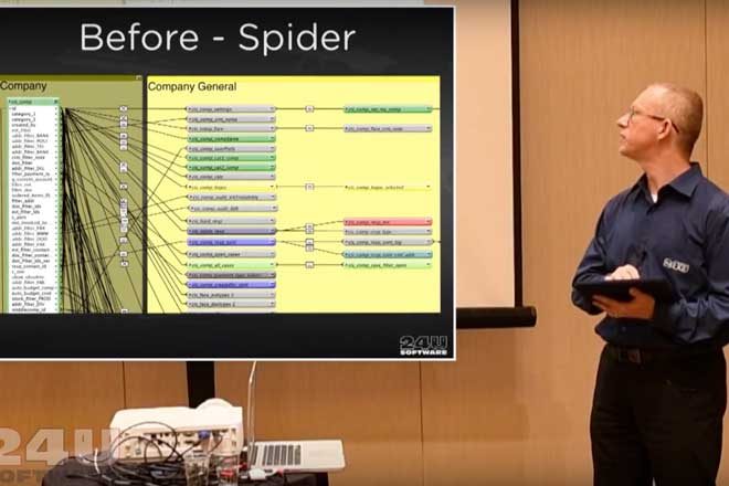 Arachnophobia at FileMaker Konferenz 2017 - Preview Image